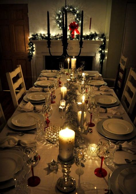 images of christmas dinner party 12 best images about advent table settings on pinterest