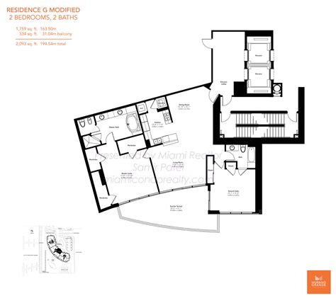 floridian floor plan floridian condo miami floor plans