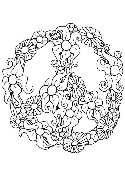 coloring pages for adults peace adult coloring coloring pages pinterest adult