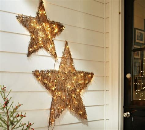 stars home decor twig stars barn star star wreath christmas decorating ideas for outdoor settings interior