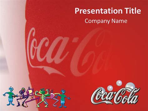 Coca Cola Powerpoint Template Coca Cola Powerpoint Coca Cola Powerpoint Template