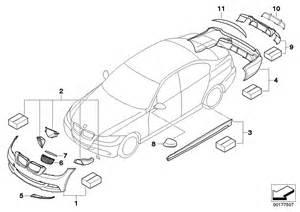 Bmw 335i Parts Bmw Performance Aerodynamics