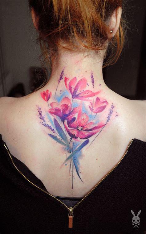 custom ink tattoo kati berinkey watercolor theme custom ink
