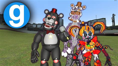 free five nights at freddy s garry s mod game brand new fnaf 6 pill pack spotlight update five nights