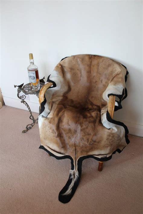 skin rug real vintage real impala antelope fur skin rug hide skin pelt large wallhanging fantastic condition
