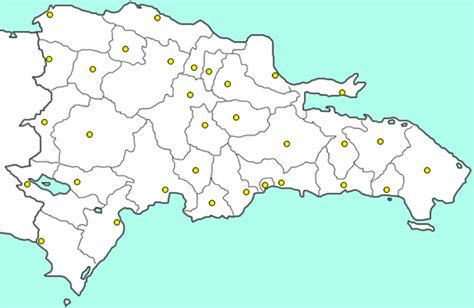 mapa de republica dominicana image gallery dominicana mapa
