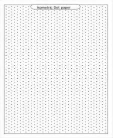 isometric paper template doc 600650 isometric dot paper isometric dot paper 7