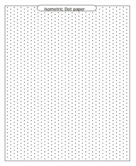 free printable isometric dot graph paper 28 free isometric papers