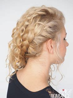 hairstyles for going out shopping 1000 images about 30 days of curly hairstyles on