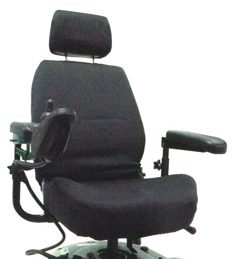 Wheelchair Replacement Seat Upholstery Power Chair Or Scooter Captain Seat Cover Csa Medical Supply