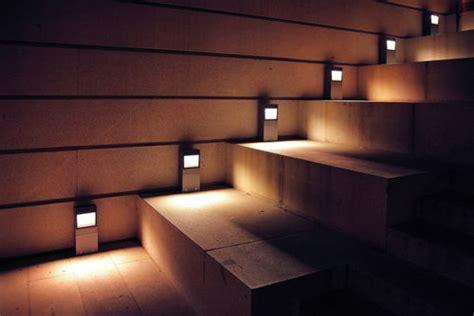 beleuchtung treppenstufen aussen beleuchtung f 252 r treppen sicherheit bei jedem schritt