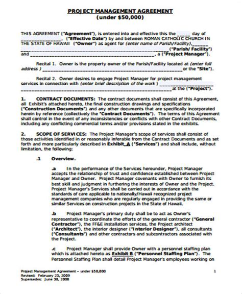 management consulting template sle management consulting agreement 6 exles in