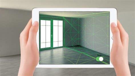3d room scanner ces 2016 mycaptr app 3d scans homes using an news
