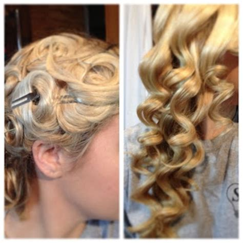 cute wand hairstyles amazing over night no heat curls looks just like a wand