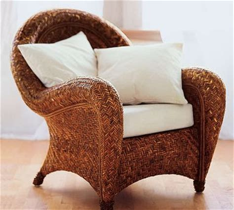 pottery barn wicker chair and copy cat chic pottery barn s malabar chair