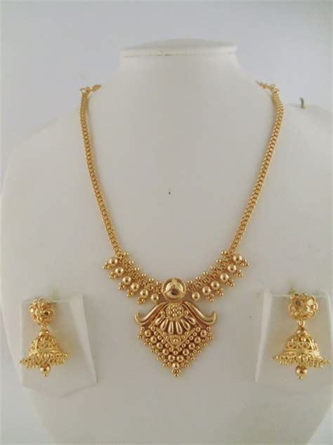 15 gold necklace designs in 15 grams styles at