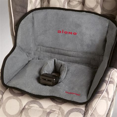 diono car seat protector diono seat car seat protector grey