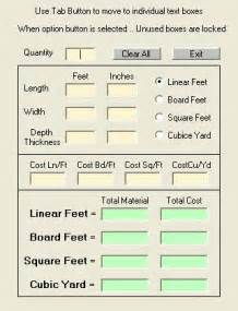 Calculate square footage to yards calculate square footage to yards