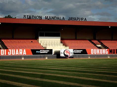 persipura news sejarah singkat stadion mandala jayapura