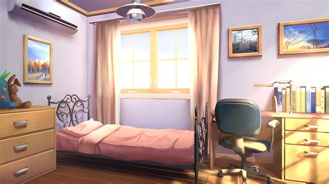 wallpaper anime room cozy bedroom by badriel on deviantart anime pinterest