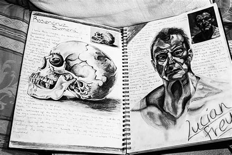 sketchbook page ideas 24 creative sketchbook exles to inspire students