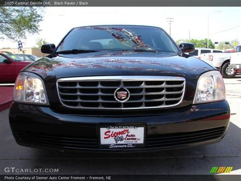 Cadillac Dhs 2005 by 2005 Cadillac Dhs In Black Photo No 9251055