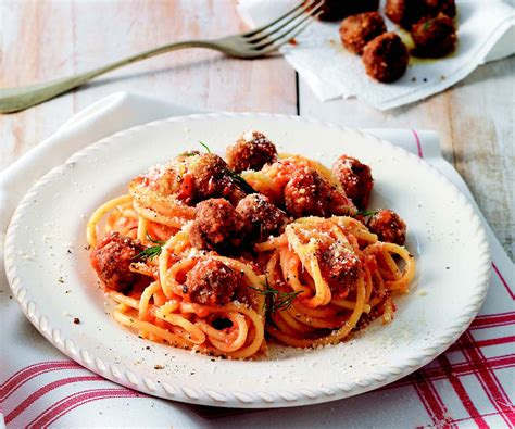 cucina polpette ricetta spaghetti con polpettine la cucina italiana
