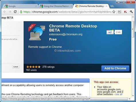 used for remote desktop how to use chrome remote desktop