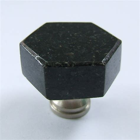 black galaxy black granite knobs and handles for kitchen