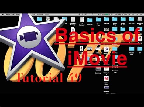 tutorial imovie 10 0 9 basics for beginners in imovie 10 0 4 tutorial 49 youtube
