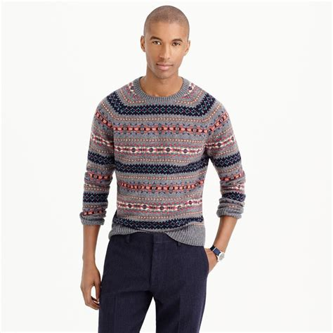Patterned Sweaters by How To Wear A Bold Patterned Sweater