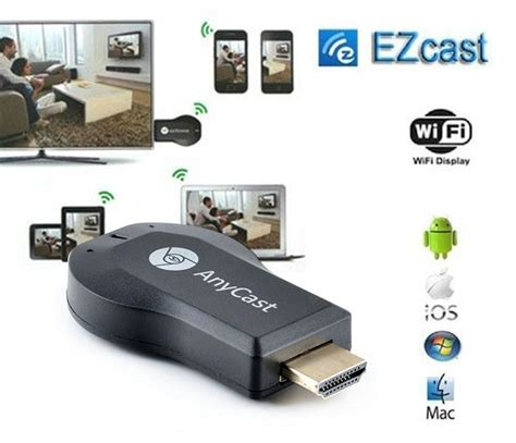 Anycast Wifi Display Receiver Dongle Wireless Hd Cast Tv anycast m2 plus chromecast hd 1080p end 3 1 2018 12 22 pm