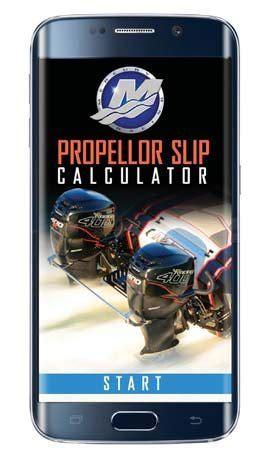 mercury prop app powerboating - Boat Slip App