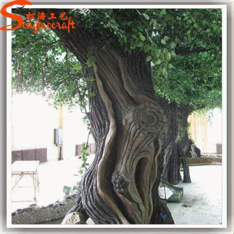 Decorative Tree Stumps by 2015 Guangdong Wholesale Artificial Decorative Trees