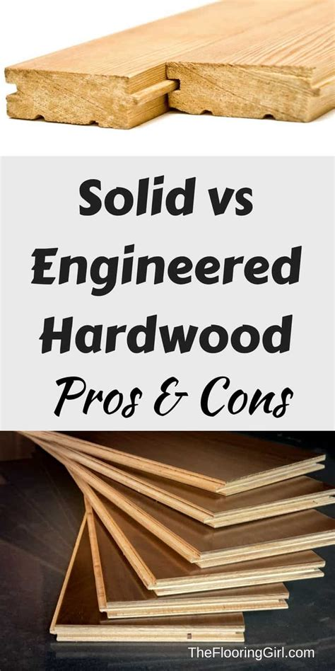 Solid vs Engineered hardwood   which is better?