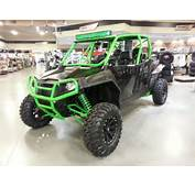 Awesome Four Wheeler In Neon Green Power Treads Unstoppable Www