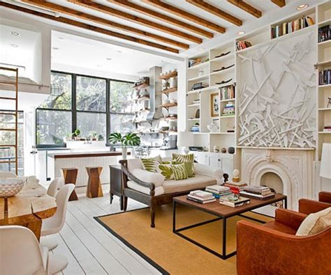 design interior nature what to do with wood ceiling beams colorzenblog
