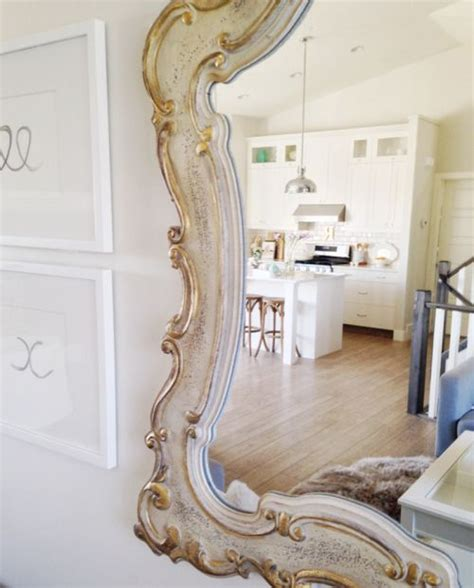 Bathroom Mirrors Homesense Homesense Mirror Brushed With Gold Spray Paint A Bright