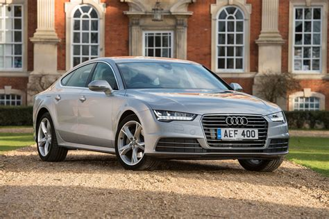 2008 Audi A7 by Audi A7 Hatchback Pictures Carbuyer