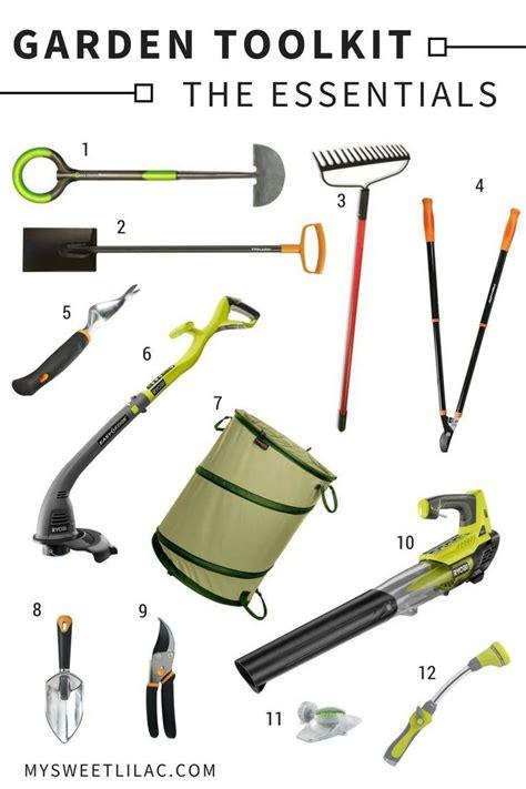 garden toolkit garden tool storage garden tools