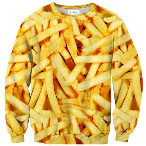 Sweater Fries fries sweater shelfies