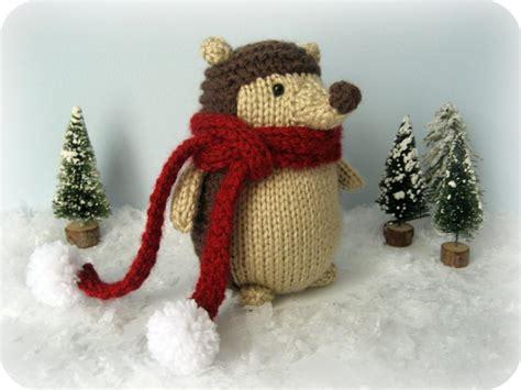 knitting pattern hedgehog free 20 cozy free winter knitting patterns