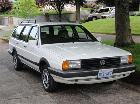 1986 volkswagen quantum syncro wagon german cars for