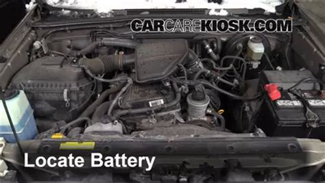 Best Battery For Toyota Tacoma Battery Replacement 2005 2015 Toyota Tacoma 2008 Toyota