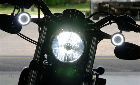 led glow lights for motorcycle h4 auto motorcycle led headlight replacement