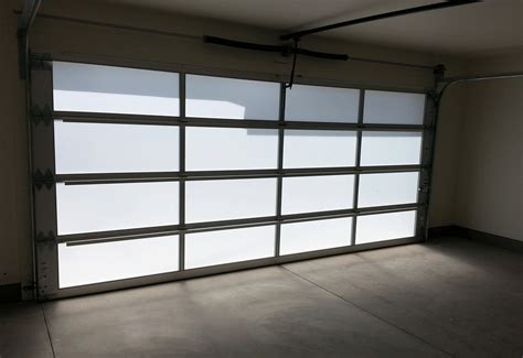 Custom Glass Door Custom Garage Doors Top Of The World Az Sales Install