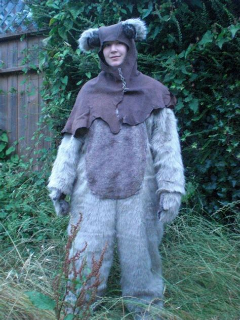 ewok costume for sale ewok costume s m