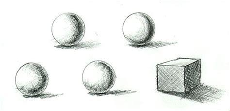 Wie Zeichnet Schatten by Zeichnen Lernen Zeichentechnik