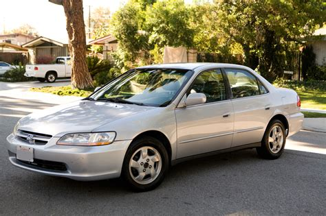 1999 honda accord lx specs