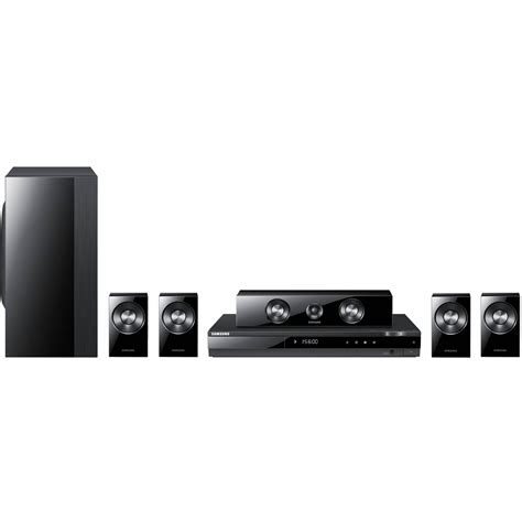 Home Theater Samsung samsung ht d550 home theater system ht d550 b h photo